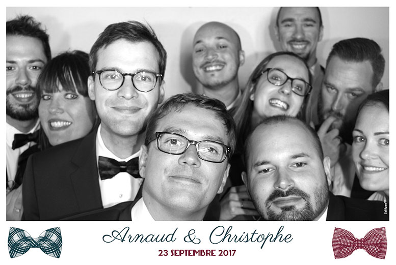 Selfie box mariage