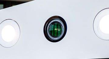 Borne selfie box avec appareil photo reflex