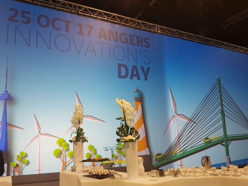 Animation photobooth pour l'Innovation's Day organisé par le groupe Vinci à Angers