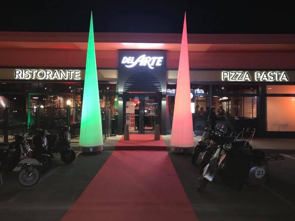 Animation photobooth pour l'inauguration du Del Arte Arles en région PACA