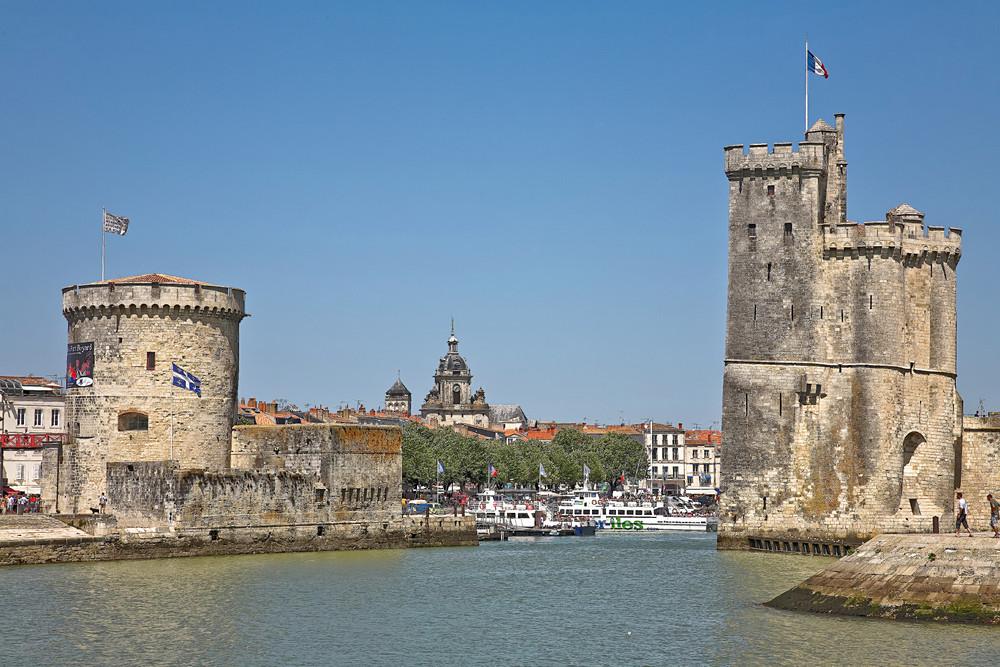 Location borne photo a La Rochelle