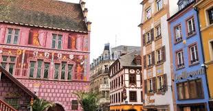 Borne selfie a Mulhouse