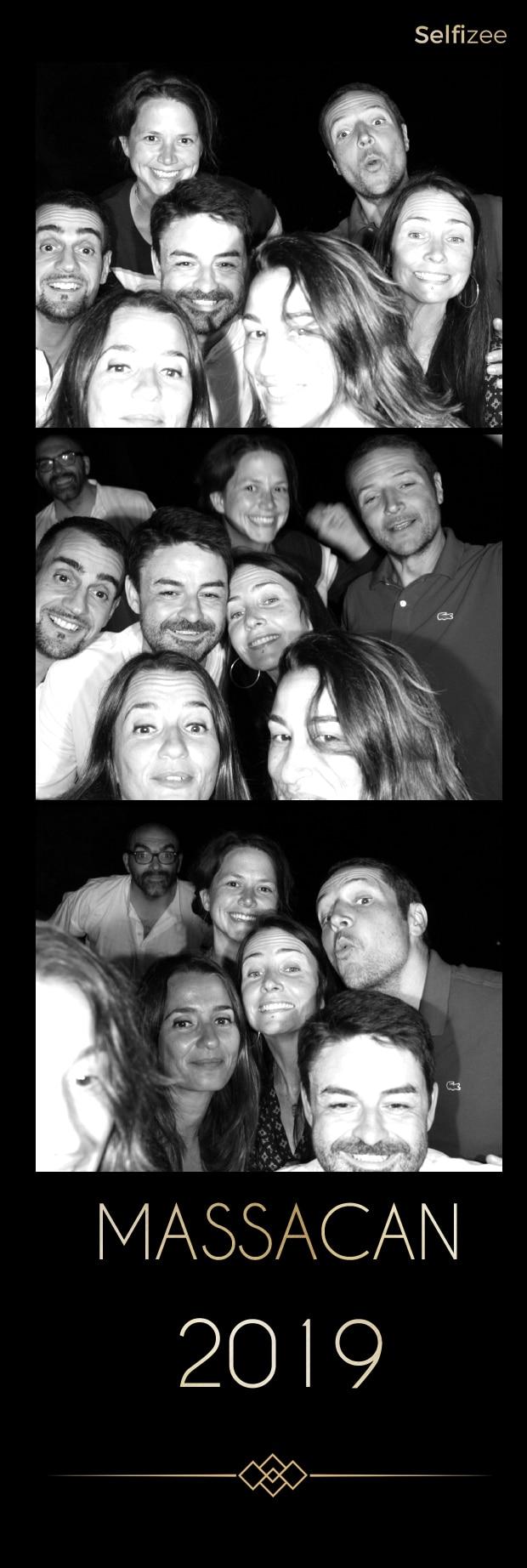 Selfie anniversaire personnalisé et animation photobooth avec imprimante - location borne selfie Toulon / Var pour fête anniversaire, soirée, baptême, mariage