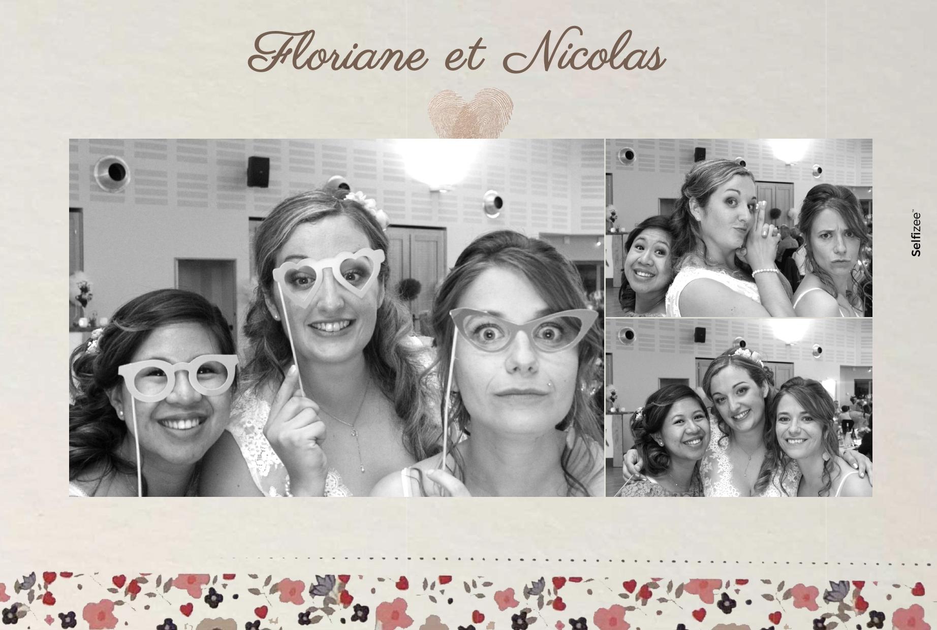 Animation box photo mariage Strasbourg - location borne photo Strasbourg mariage, anniversaire, baptême, soirée avec selfies personnalisés