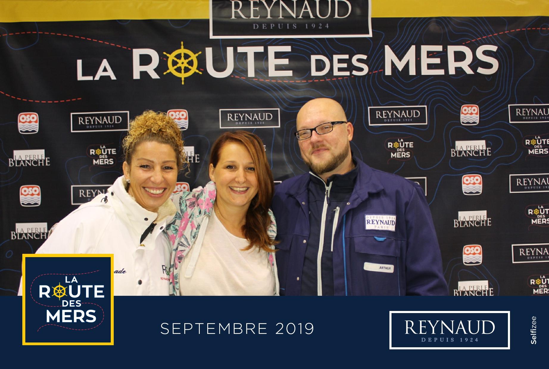 Borne selfie animation photo la route des mers Reynaud au marché à Rungis en Val de Marne près d'Antony, Vitry sur Seine et Massy