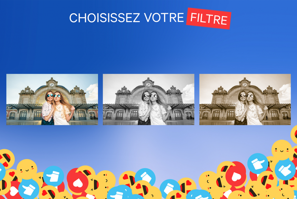 Choisir fond Gare de Saint-Brieuc, Bretagne