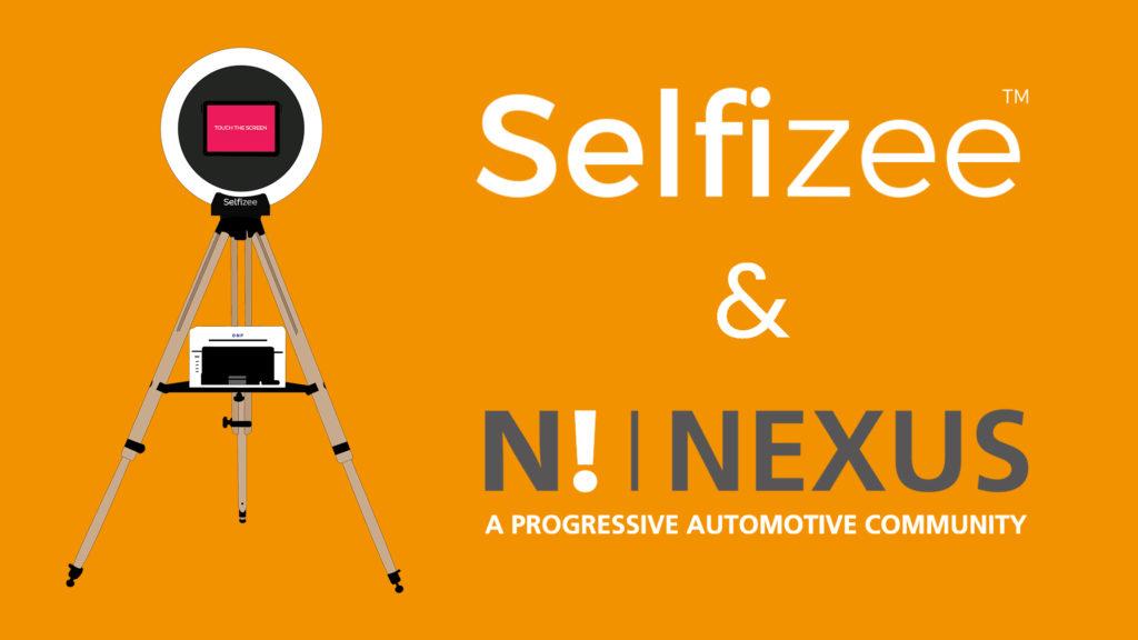 Animation Photobooth pour la société Nexus Automotive à Amsterdam, Pays-Bas